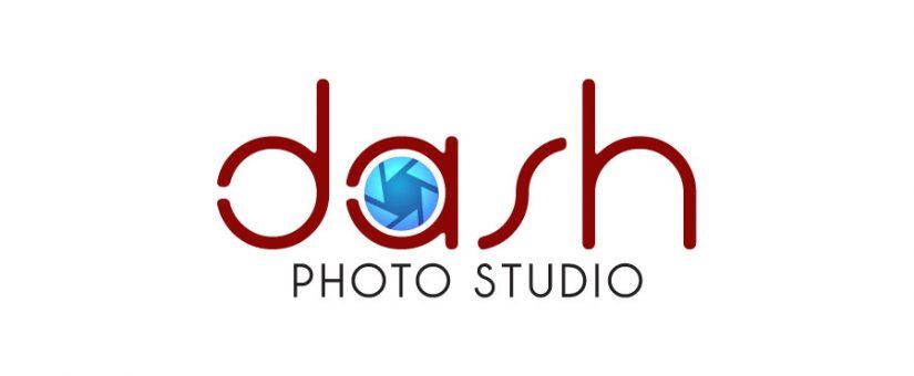 Dash Photography Studio Logo